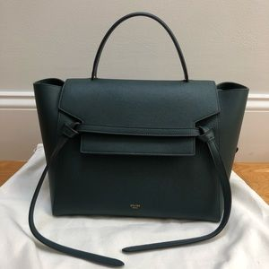 {Celine} Mini Belt Bag Amazone